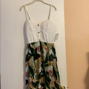High/low Sundress